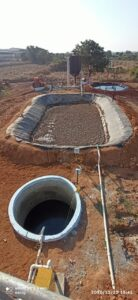 Primary Digester & Pumping Tank