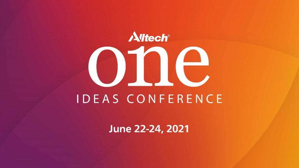 The Alltech ONE Ideas Conference offers on-demand insights from leading experts in agriculture and beyond