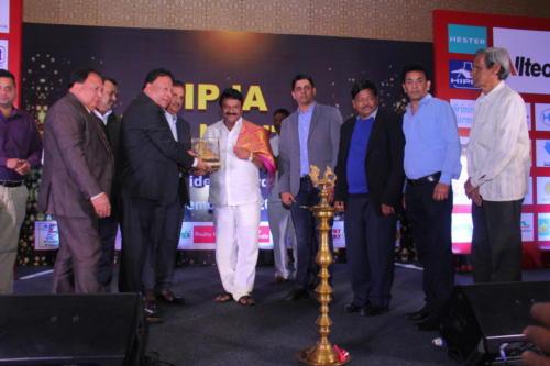 IPJA members honour Shri T. Srinivasa Yadav-done